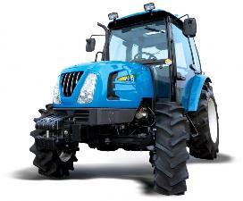 Oberto presenta i nuovi trattori LS della Serie U