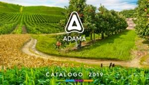 Adama: nuovo catalogo 2019, ma non solo...