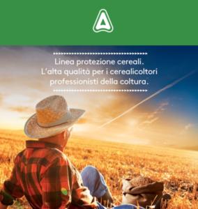 Linee professionali per cerealicoltori professionali