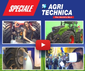 Agritechnica in diretta, il regno dell'agrimeccanica
