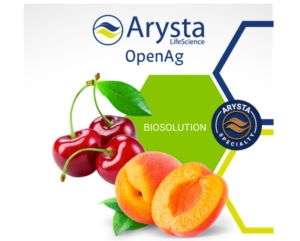 Drupe al top - Arysta Lifescience - Fertilgest News