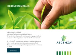 Ascenza<sup>&reg;</sup>: un brand rinnovato per una societ&agrave; in espansione