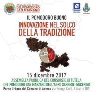 Pomodoro San Marzano, assemblea su miglioramento varietale e crescita economica - Plantgest news sulle varietà di piante
