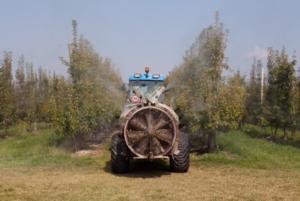 Il controllo della deriva dei prodotti fitosanitari