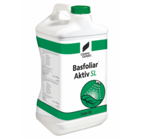 Basfoliar<sup>®</sup> Aktiv, il biostimolante per applicazioni fogliari e radicali - colture - Fertilgest