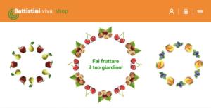 Battistini Vivai Shop, semplicità e velocità - Plantgest news sulle varietà di piante