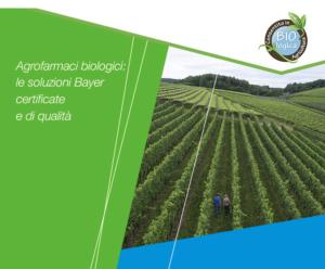 Bayer per l'agricoltura biologica