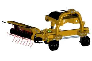 Trincia e diserbatrici meccaniche Berti, una soluzione per ogni esigenza