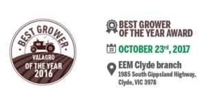 Best Grower 2016, Valagro premia i produttori agricoli
