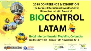 Il biocontrollo vola in Colombia