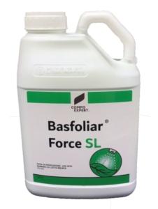 Basfoliar<sup>&reg;</sup> Force SL, il biostimolante fortificante per il biologico