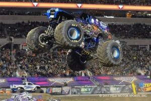 BKT, torna il tour europeo Monster Jam