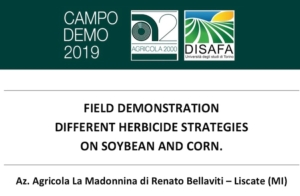 Campo demo, le tesi in prova - Green Has Italia - Fertilgest News