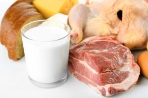 Il futuro che attende il latte e la carne