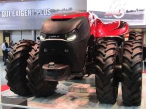 Case IH Magnum, il trattore che viene dal futuro