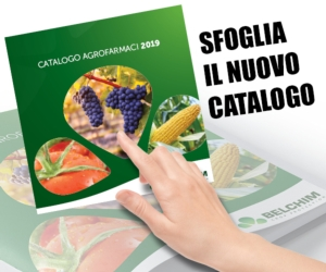 Belchim Crop Protection Italia e il nuovo catalogo 2019