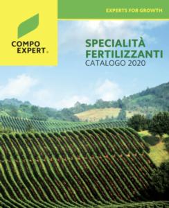 Compo Expert Italia presenta il nuovo catalogo - Fertilgest News