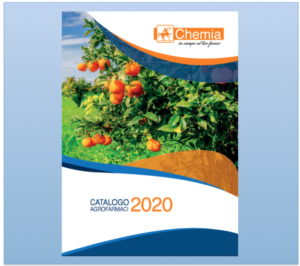 Catalogo Chemia 2020: quasi 90 proposte