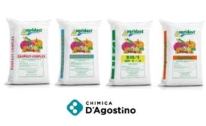 Chimica D'Agostino: la gamma di concimi organici pellettati - Fertilgest News