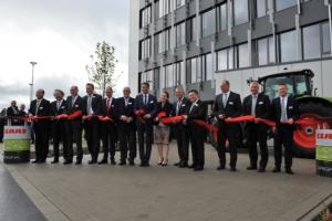 Claas apre un nuovo centro R&D dedicato ai sistemi elettronici