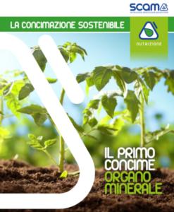 Concimi organo minerali Scam, azoto sostenibile e a rilascio graduale - Fertilgest News