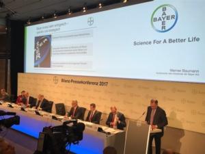 Altro anno record per Bayer - Procede l'acquisizione di Monsanto