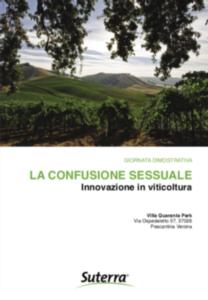 RINVIATA - Giornata dimostrativa/Suterra - La confusione sessuale: innovazione in viticoltura