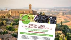 Montalcino, alta qualità sostenibile