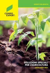 Compo Expert Italia, in anteprima il nuovo catalogo 2021 - Fertilgest News