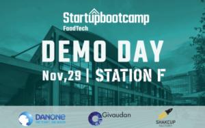 STB FoodTech sbarca a Parigi per il Demo Day