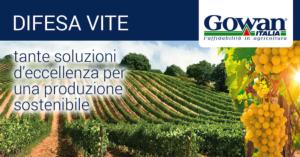 Protezione completa per una viticoltura sostenibile