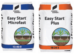 Easy Start<sup>®</sup>, gli unici fertilizzanti microgranulari con tecnologia Isodur<sup>®</sup> - Fertilgest News