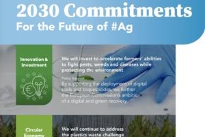 Agrofarmaci, i produttori europei a sostegno del Green deal Ue