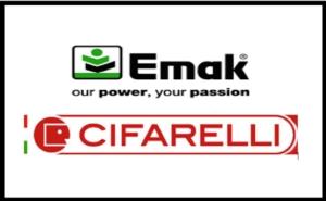 Emak acquista il 30 per cento di Cifarelli Spa