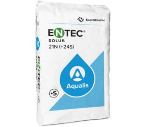 Entec<sup>®</sup> solub 21: la nutrizione azotata idrosolubile efficiente per definizione - colture - Fertilgest