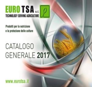 Catalogo 2017 ricco di nuovi formulati