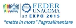 La squadra di FederUnacoma a Expo 2015
