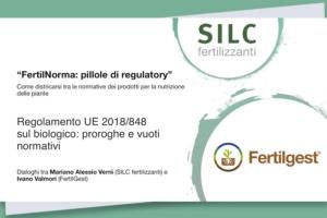 FertilNorma: pillole di regulatory - VIII Parte - le news di Fertilgest sui fertilizzanti