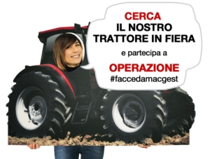 Fiera in campo: tecnologie, workshop e prove dinamiche