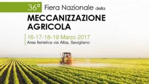 36° Fiera nazionale della meccanizzazione agricola
