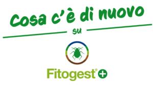 Novità Fitogest<sup>®</sup>+: filtri, layout e sostanze di base