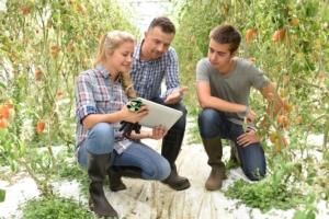 Giovani e agricoltura, un matrimonio di successo
