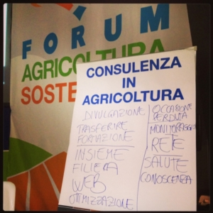 Rete assistenza tecnica, la nuova area del Forum Agricoltura Sostenibile (e tre video)