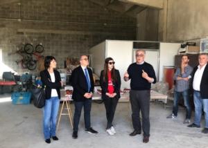 Geoplant, la visita della delegazione albanese - Plantgest news sulle varietà di piante