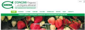 Grena si rinnova anche su web - Fertilgest News