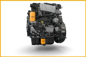Rombo di nuovi motori 430-55 DieselMax in Jcb