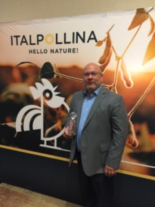 "Italpollina riceve il premio ""Biostimulant agribusiness global industry impact award 2018"" - Fertilgest News"