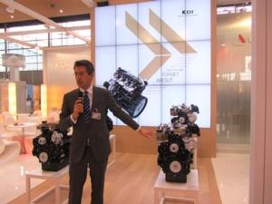 Motori, la 'nuova generazione' di Lombardini