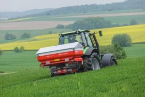 Exacta CL Geospread, il presente e il futuro della fertilizzazione targata Kverneland