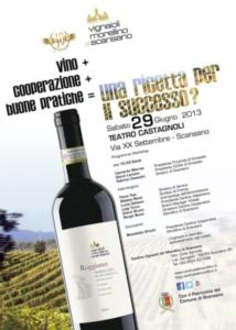 locandina-convegno-vino-cooperazione-buonepratiche-cantina-morellino-scansano